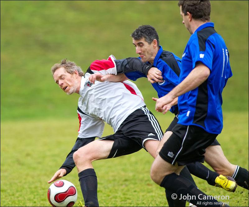 Masters Alumni A Soccer