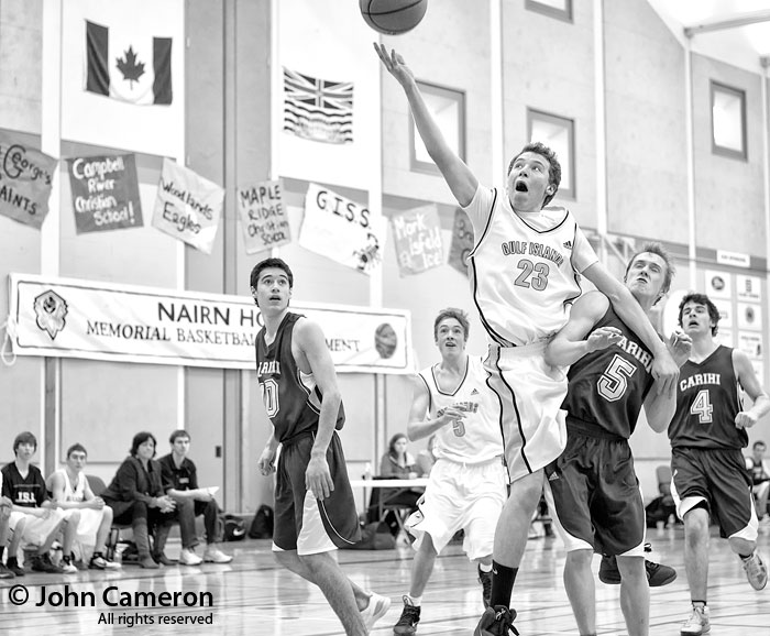 2012 Nairn Howe Basketball Tournament