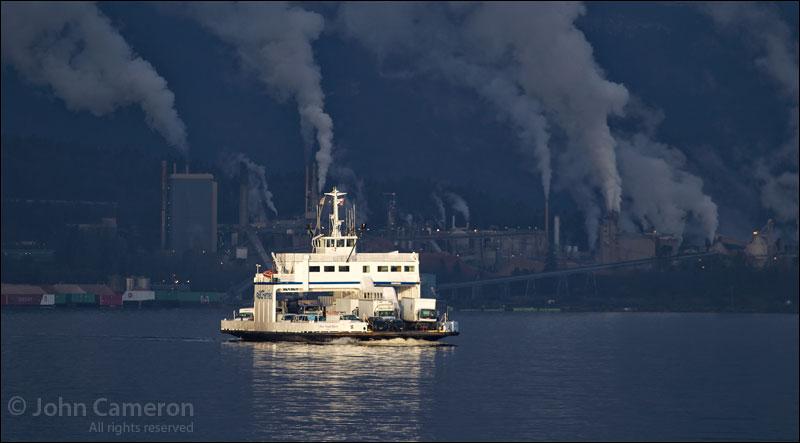 Vesuvius Crofton Ferry
