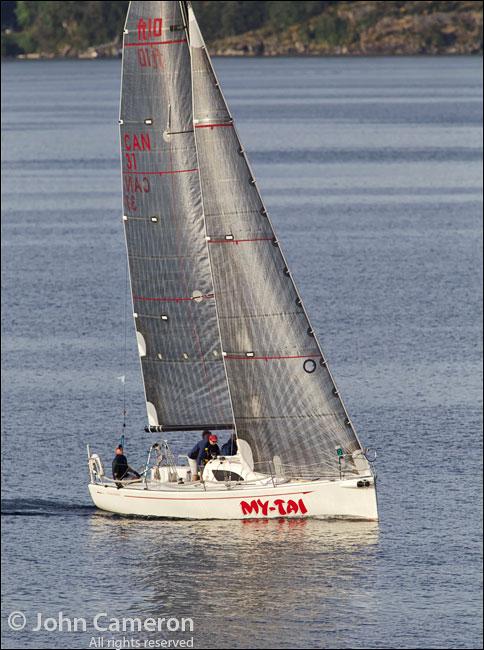 MY-TAI wins Round Saltspring 2012