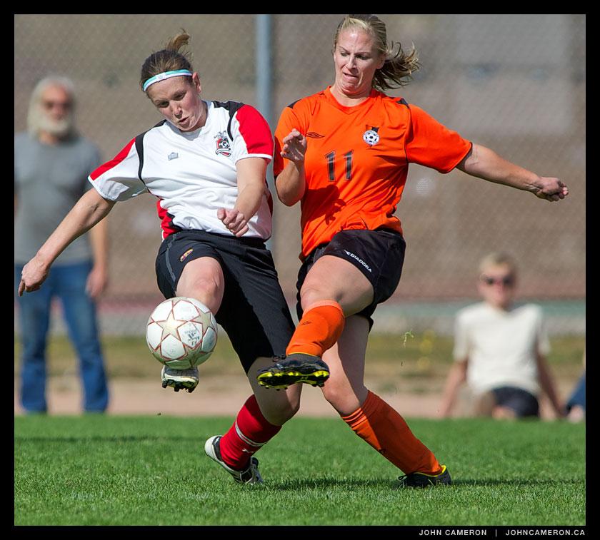 Salt Spring Div 1 Soccer 2012