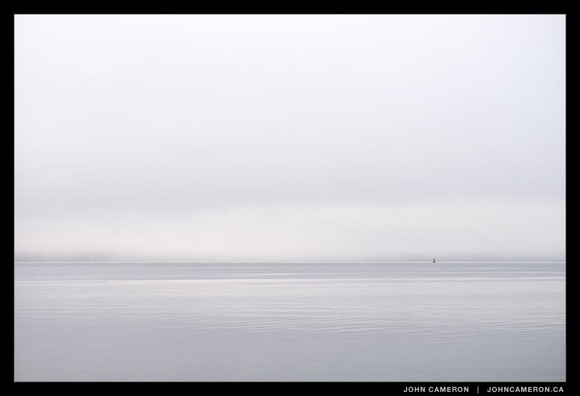 monochromatic view of Trincomali Channel