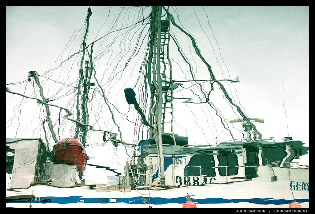 Ganges Fish Boat