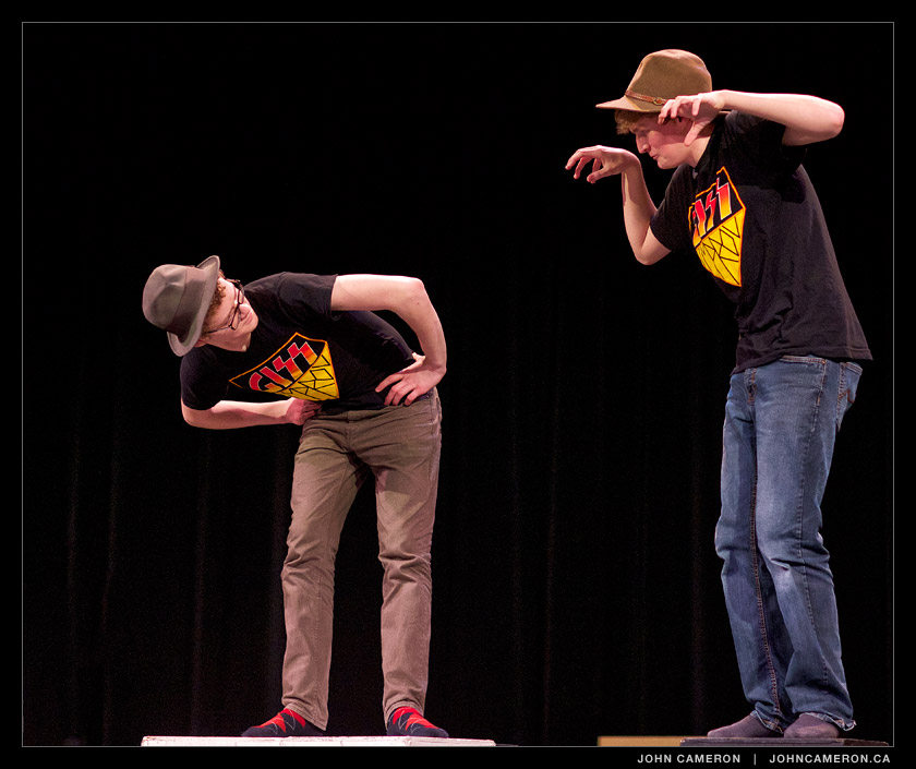 SD64 Improv at ArtSpring
