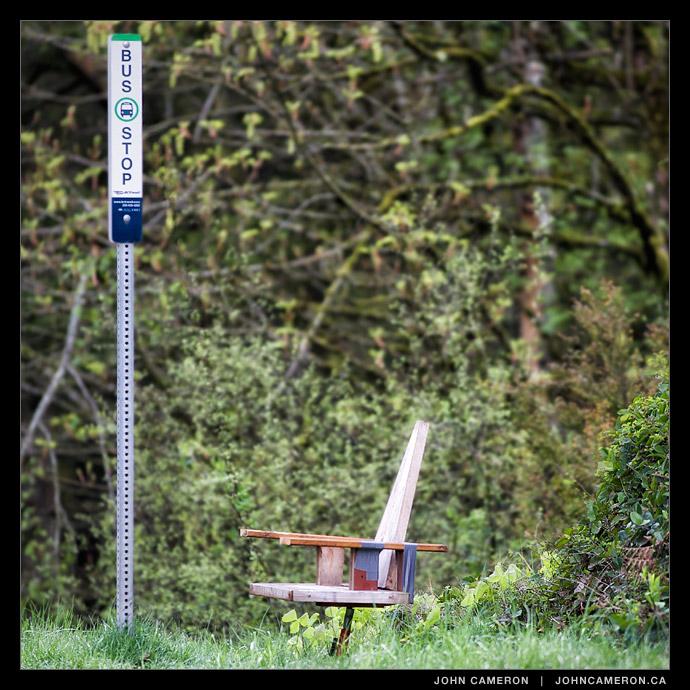 Salt Spring Bus Stop