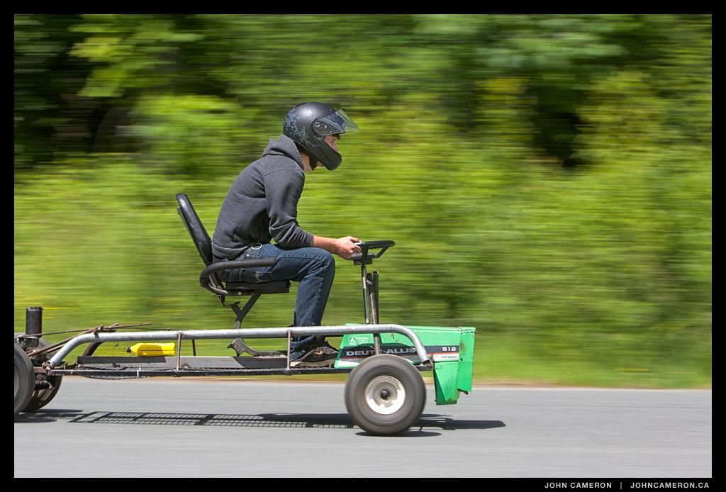 Go Cart Racing at GISS