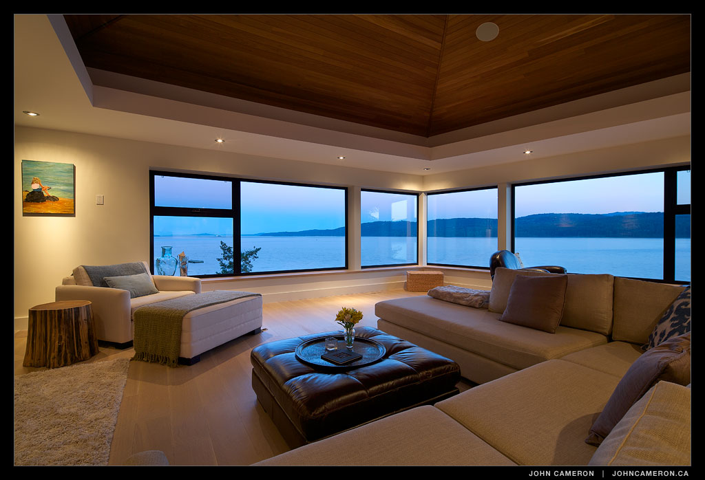 A Salt Spring Island Home