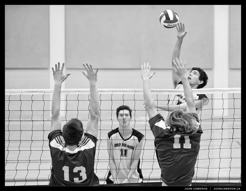 Sr Boys Volleyball North Islands 2014 at GISS