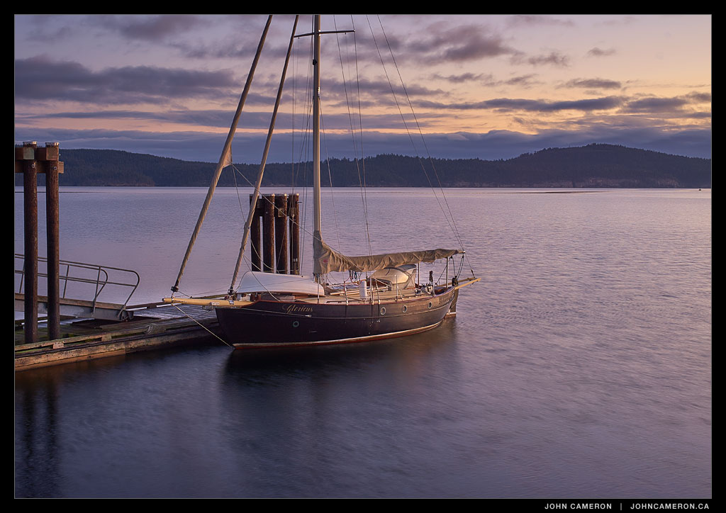 Winter Cruise to Salt Spring Island
