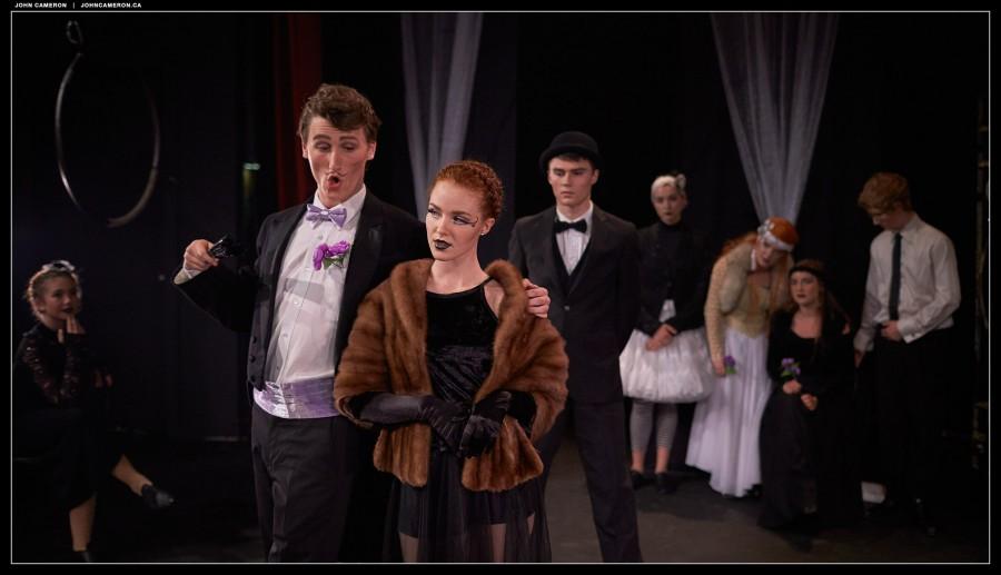 GISPA'S Night Circus 2015