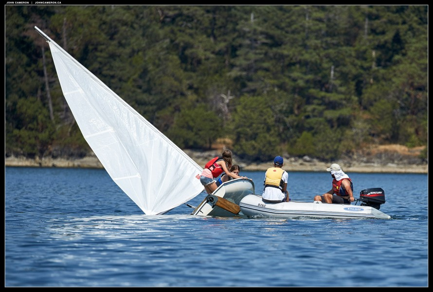 Salt Spring Sailing Club Lessons