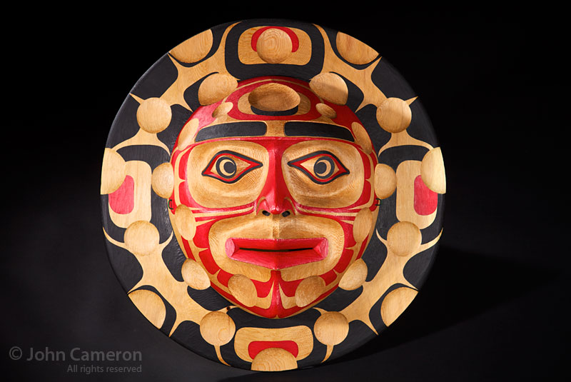 Northwest Coast Native Mask