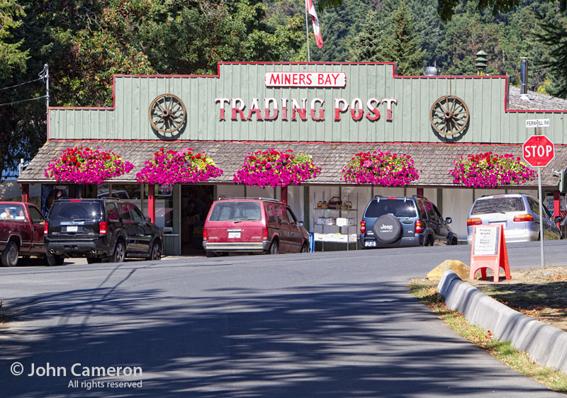 Miners Bay Trading Post