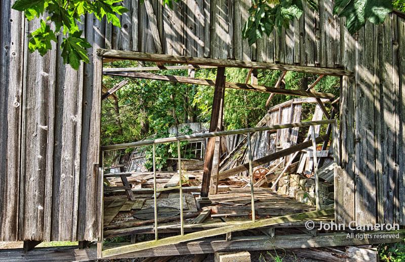 Boatyard, Pender Island
