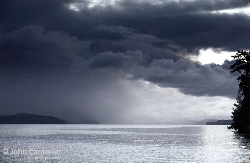 Fernwood Sky, Salt Spring Island
