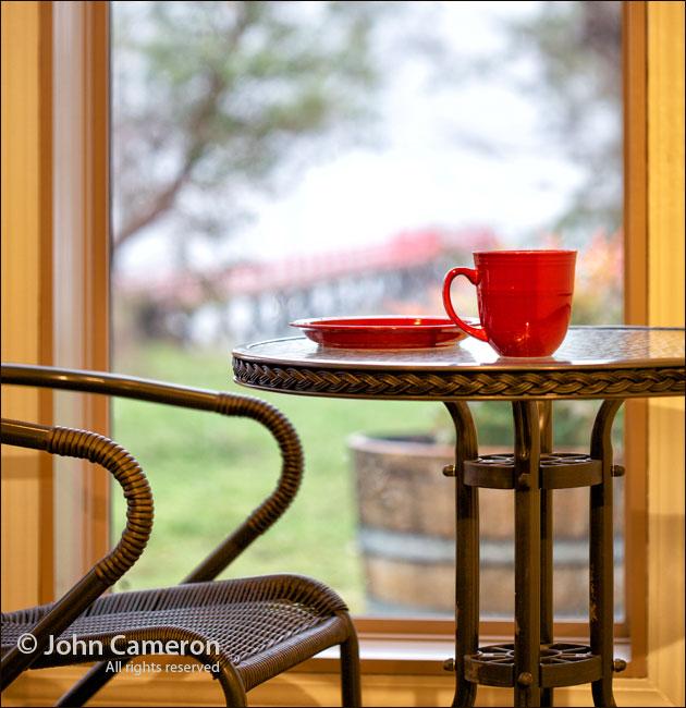 Fernwood Café photo by John Cameron