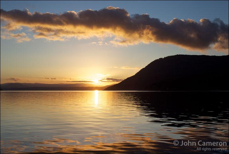 Cape Keppel, Salt Spring Island