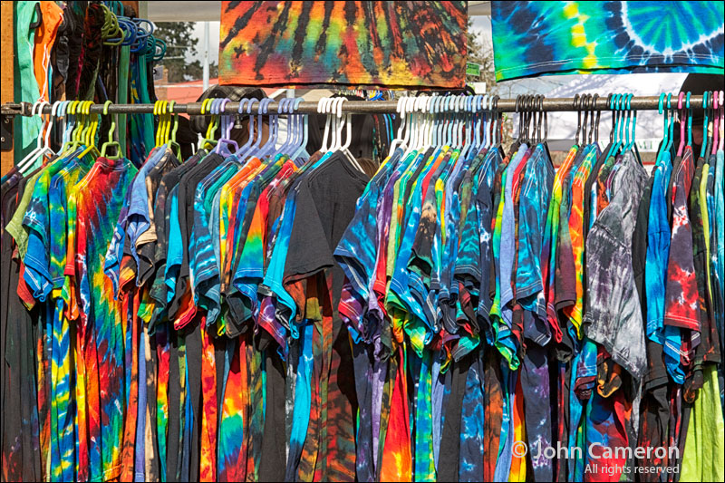 righteous rags at the salt spring saturday market