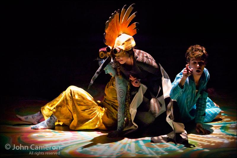 GISPA's Haroun performance at ArtSpring