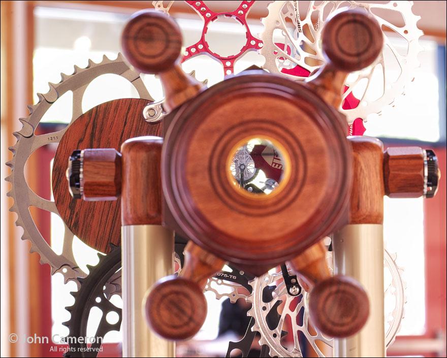 Illtyd Perkins' kaleidoscope for pART 2012