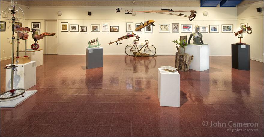 pART 2012 on display at ArtSpring