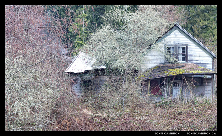 Old House Before Collapse