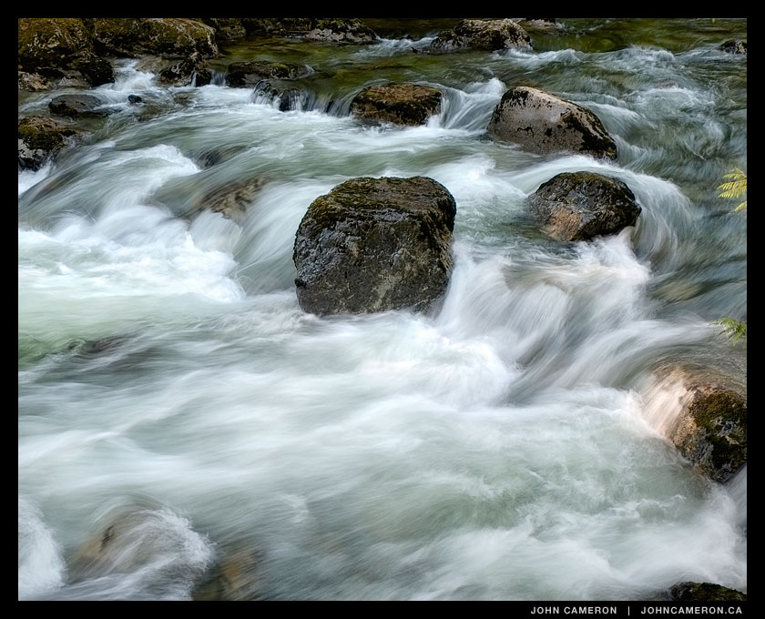 Earth Day 2013, beautiful stream