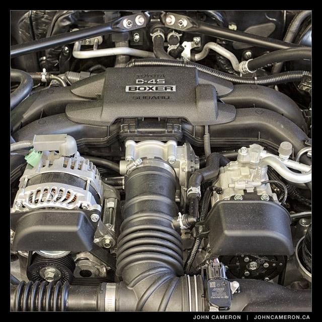 Scion/Subaru boxer motor