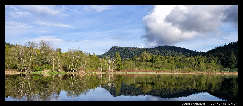 Blackburn Lake, Salt Spring Island