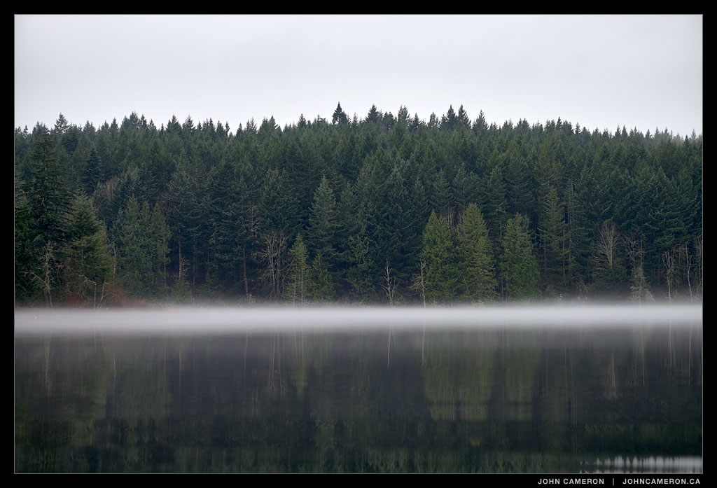 Cusheon Lake, Salt Spring Island ©johncameron.ca