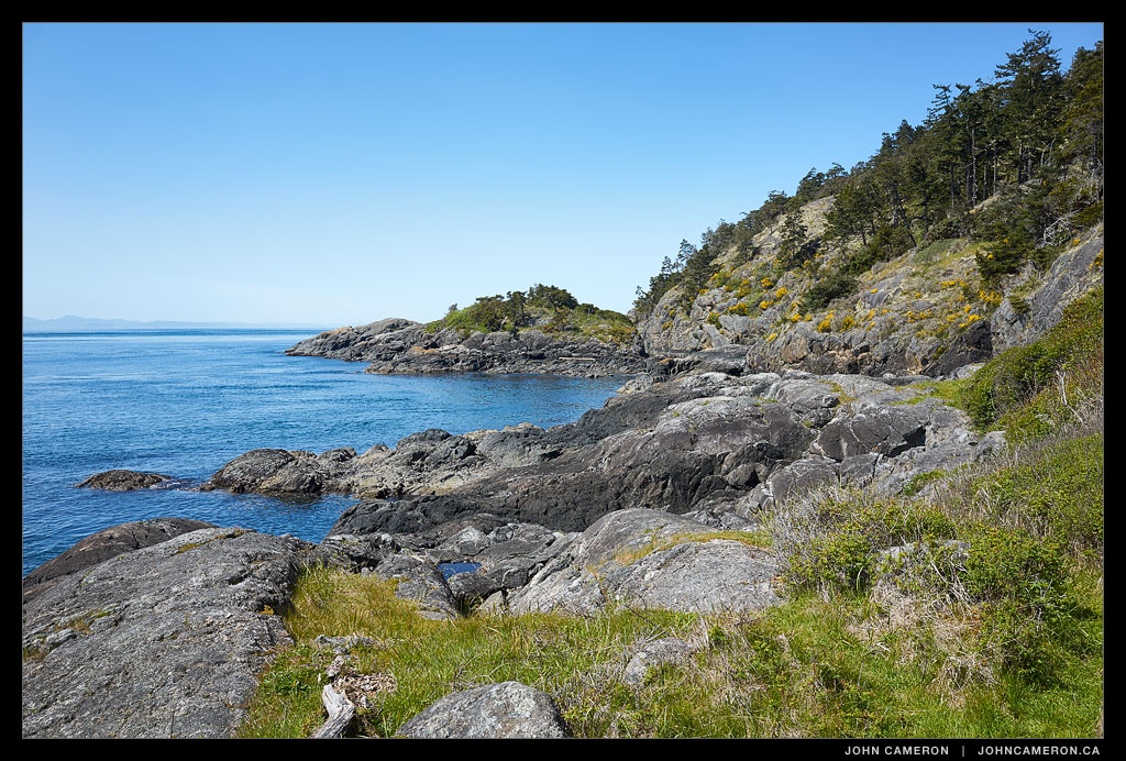 East Sooke Park Coast Trail