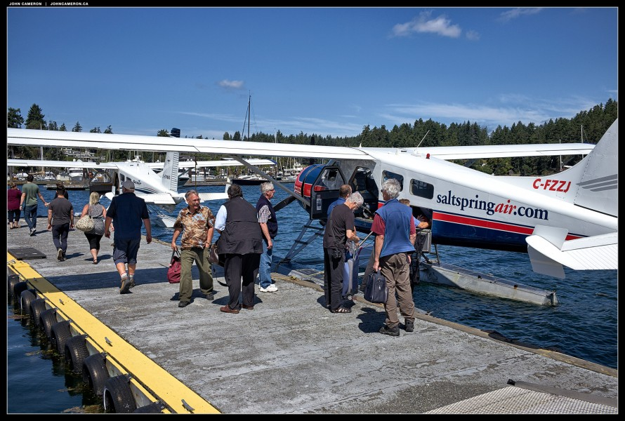 Salt Spring Floatplane Airport