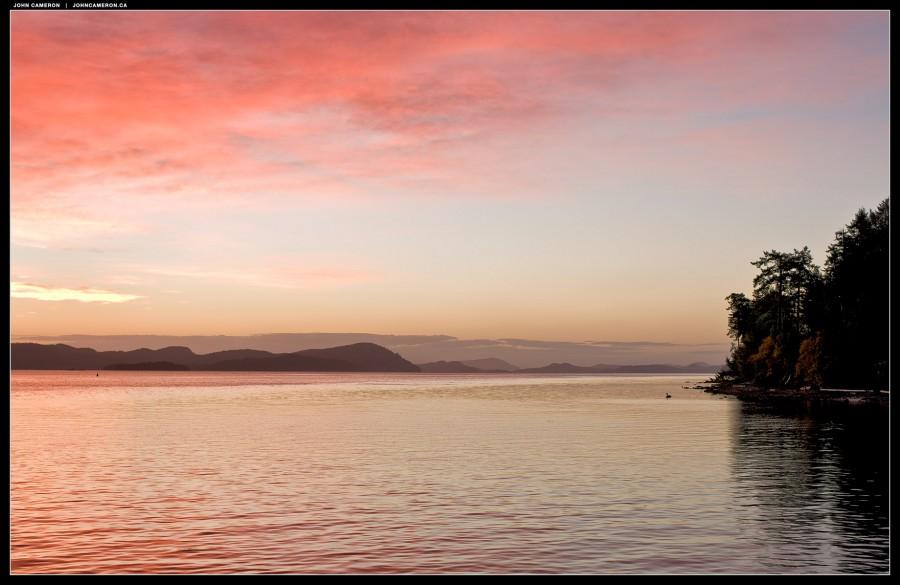 Salt Spring Island Pre-Dawn