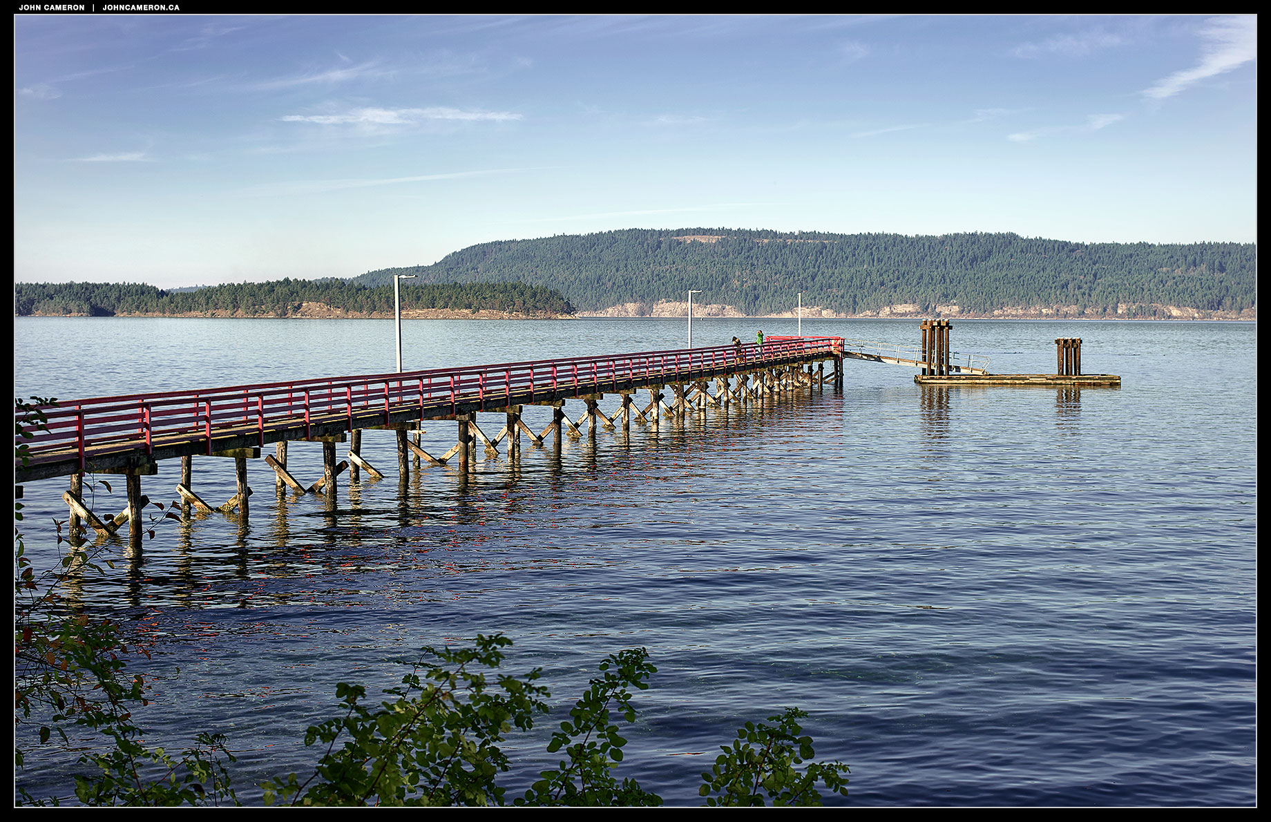 An Afternoon at Fernwood Pier