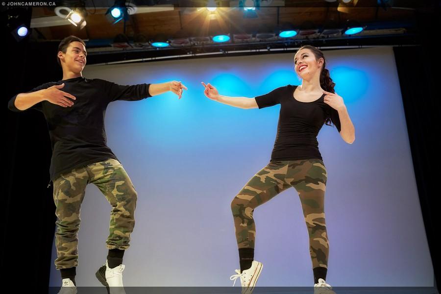 Zealous Dance Rehearsal
