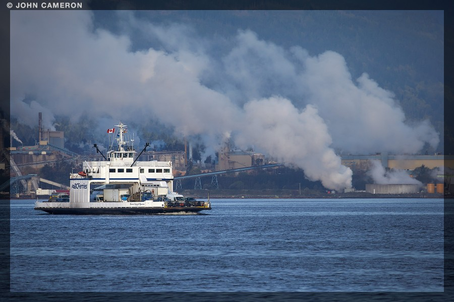 Howe Sound Queen has its own Light