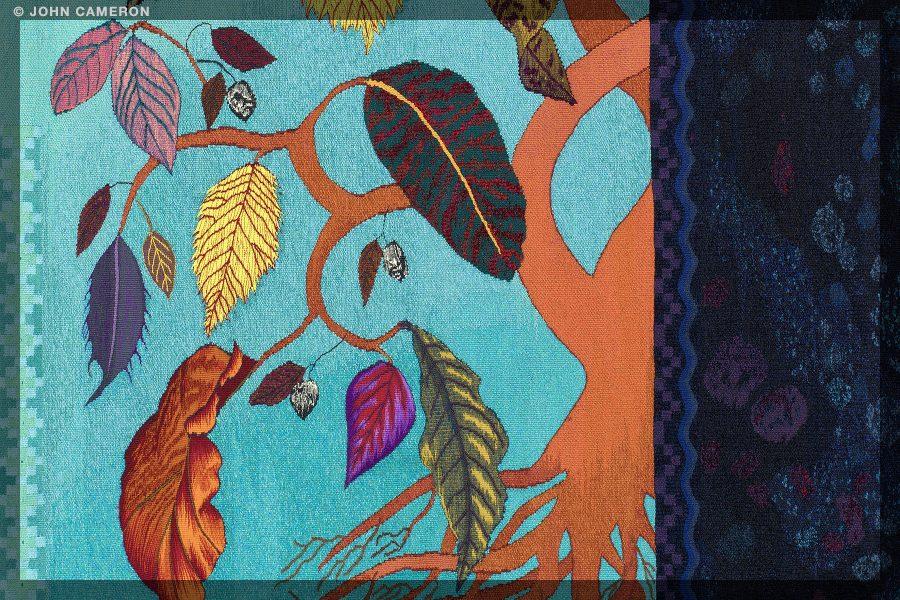 Jane Kidd latest Tapestry
